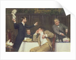 Shakespeare or Bacon by Alfred Edward Emslie