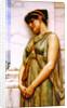 Pompeian Girl by John William Godward