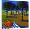 Orange picking by Paul Powis