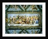 The council of the gods by Raphael