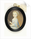 A young child born 1714, c.1716 by Bernard III Lens