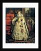 Queen Elizabeth I, c.1580 by Marcus the Elder Gheeraerts