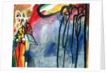Improvisation No. 19, 1911 by Wassily Kandinsky
