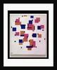 Composition in Colour B, 1917 by Piet Mondrian
