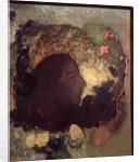 Portrait of Paul Gauguin by Odilon Redon