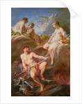 Venus Asking Vulcan for the Armour of Aeneas, 1732 by Francois Boucher