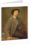 Portrait of Charles Garnier, a friend of the artist, 1868 by Paul Baudry