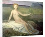 Hope, 1871-2 by Pierre Puvis de Chavannes