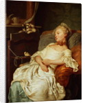 The Sleeper, 1759 by Jean Francois Colson