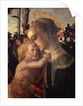 Madonna and Child with St. John the Baptist by Sandro Botticelli
