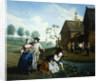 The Four Seasons: Spring by Jan Josef the Elder Horemans