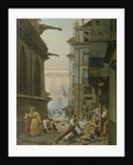 Episode of 29th July 1830, in the Morning, 1831 by Paul Carpentier