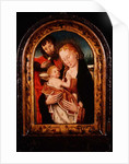 The Holy Family by School Netherlandish