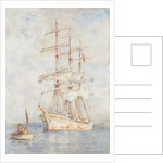 The White Ship, 1915 by Henry Scott Tuke
