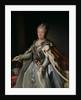 Portrait of Catherine II by Anton Albertrandi