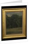 Kensington Gardens, 1910 by Paul Fordyce Maitland