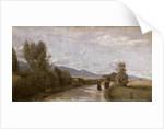 Dardagny, Morning, c.1853 by Jean Baptiste Camille Corot