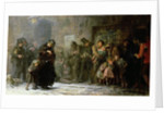 Applicants for Admission to a Casual Ward, 1874 by Samuel Luke Fildes