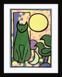 Sun Cat, 2000 by Bodel Rikys