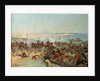 Marines landing at Aboukir, Egypt, 8th March 1801 by Henri-Louis Dupray