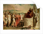 Crowning the Victors at Olympia by James Barry