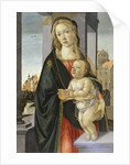 Madonna and Child, 1485-95 by Sandro Botticelli