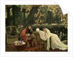 A Convalescent, c.1876 by James Jacques Joseph Tissot