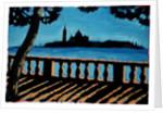 Towards Giudecca, Venice by Sara Hayward
