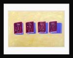 Four Passports by Sara Hayward
