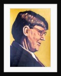 Alan Bennett by Sara Hayward