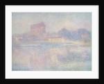 L'Eglise de Vernon, brouillard, 1884 by Claude Monet