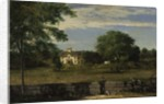 Morning Effect, Medford, Massachusetts, 1861 by George Loring Brown