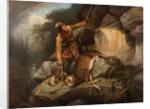 The Hunter's Dilemma, 1851 by Arthur Fitzwilliam Tait
