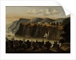 View of West Point, 1840-1860 by Thomas Chambers