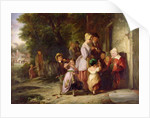Returning from the Fair, 1837 by Thomas Webster