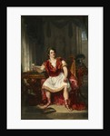 Gaetano Crivelli, c.1725 by John Partridge