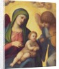Madonna and Child with Angels c.1510-15 by Correggio