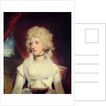 Portrait of Miss Martha Carr by Thomas Lawrence