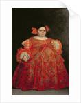 Eugenia Martinez Vallejo, called La Monstrua by Don Juan Carreno de Miranda