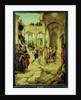 The Flagellation of Christ by Alejo Fernandez