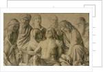 Pieta, The Dead Christ by Giovanni Bellini