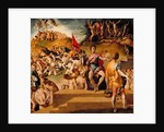 The Martyrdom of the Theban Legion by Jacopo Pontormo