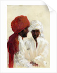 Two Imams by Lincoln Seligman