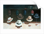 Hat Shop by Lincoln Seligman