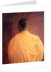 Buddhist Monk by Lincoln Seligman