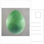 Big Jade Egg by Lincoln Seligman