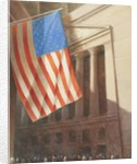 New York Stock Exchange by Lincoln Seligman