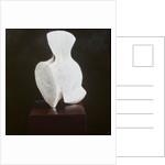 Whole Vertebra by Lincoln Seligman