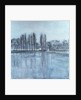 Dukes Meadow's, towards Putney-on-Thames by Sophia Elliot