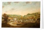 Wallbridge, Gloucestershire, c.1790 by English School